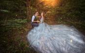成都蓝朵婚纱摄影