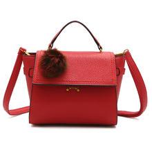 红玫瑰830红色包包潮新娘包时尚婚礼包百搭斜结婚手提包