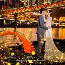 重庆婚纱摄影前十名工作室排行榜