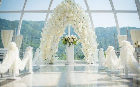 玫瑰庄园婚礼会馆