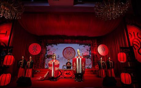 周制婚礼仪式流程 带你了解不一样的中式周制婚礼