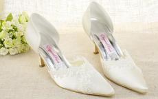 结婚可以穿白色鞋子吗