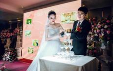 创意婚礼流程中的点子大全