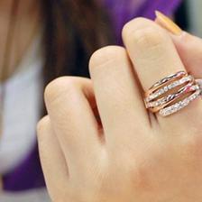 男女食指戴戒指什么意思