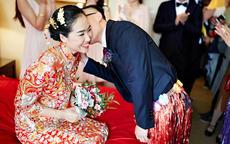 新婚祝福语创意8字