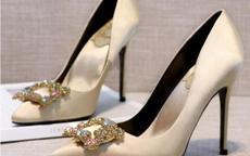 结婚当天的婚鞋的讲究