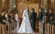 结婚牧师说的誓词