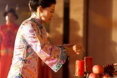 中式婚礼喜娘的任务 中式婚礼喜娘是干嘛的