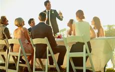 男方嘉宾代表新婚贺词