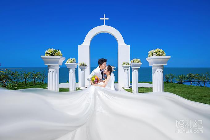 【一价全包】草坪婚礼/水晶教堂/海边夕阳