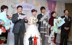 新婚贺词女方亲属代表致辞精选