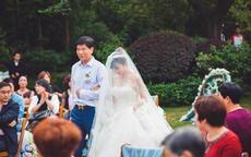 新娘入场主持词范文