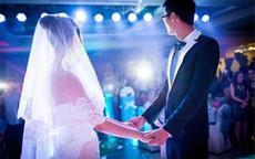 结婚晚宴一般几点开始