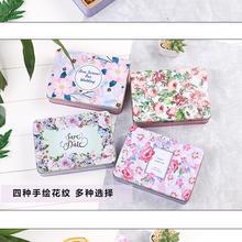 臻忆美森系创意婚礼喜糖盒含糖欧式结婚喜糖成品伴手礼套装送袋子