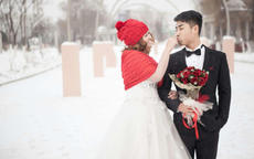冬天适合在哪拍婚纱照