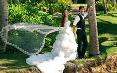 几月份去三亚拍婚纱照最好