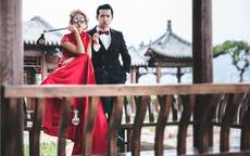 皇宫拍婚纱照怎么样