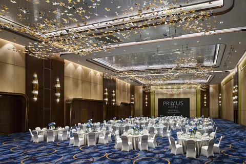 上海虹桥绿地铂瑞酒店
