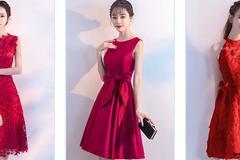 参加婚礼穿红色可以吗
