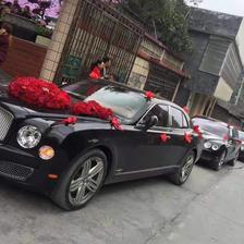 在武汉租一辆宾利当婚车需要花多少钱?