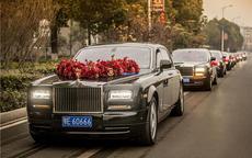 武汉结婚租车多少钱