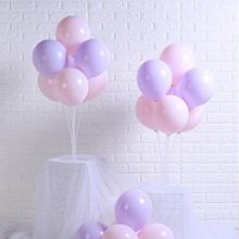 包邮:签到台桌飘气球套餐 婚宴餐桌飘立柱气球支架