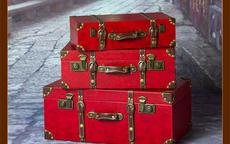 结婚箱子陪嫁箱放什么