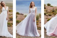 婚纱照选择哪个季节拍最有感觉?
