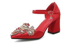 婚鞋一定要红色的吗