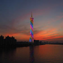 广州情侣必去的4个地方