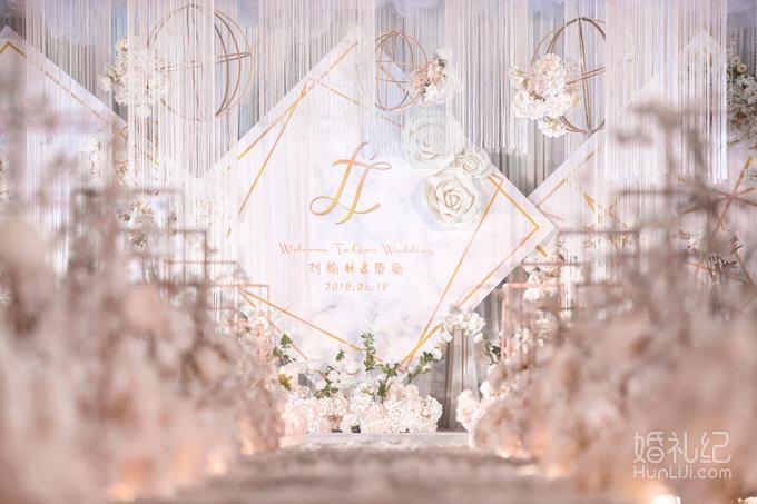 0303婚礼定制 | 淡若晨风