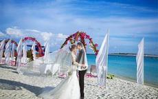 马尔代夫婚礼价格
