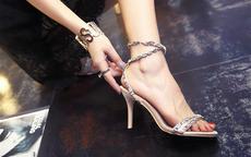 婚鞋可以穿凉鞋吗