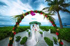 马尔代夫婚纱照多少钱