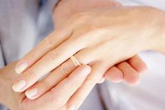 订婚戒指可别戴错手指了!