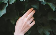 戒指戴在无名指上有什么特别含义吗