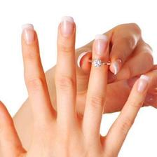 戒指的戴法和意义(图解)
