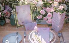 婚宴桌上摆什么