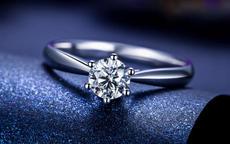 女右手中指戴戒指什么意思