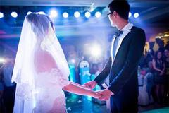 结婚女方代表发言稿 简短大气婚礼致辞精选