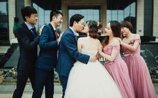 新婚快乐用英语怎么说?英文新婚祝福语