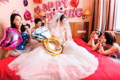 姐姐送妹妹新婚祝福语