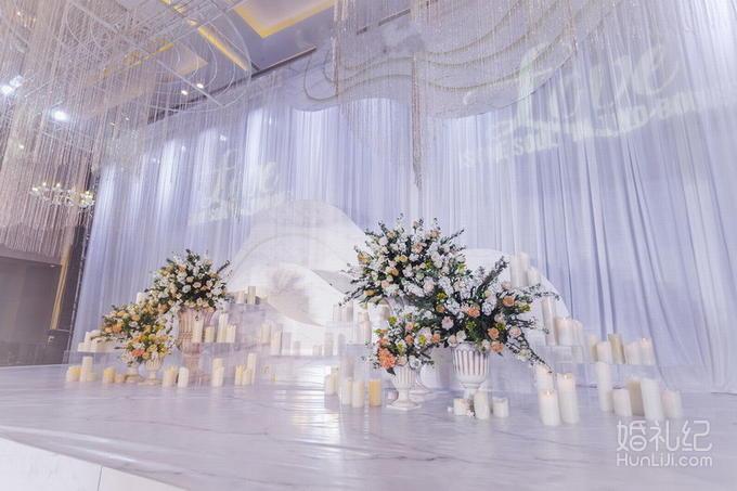 【喜结良缘】浪漫婚礼《烛》