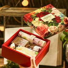 2018欧式创意婚礼喜糖礼盒成品含糖 伴手礼结婚回礼糖果礼盒
