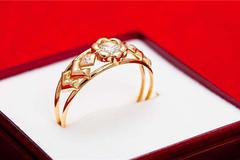 中国黄金的钻戒怎么样 靠谱吗