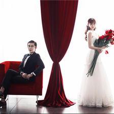 五套婚纱照怎么选风格