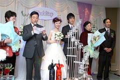 新婚典礼女方家长致辞 最温馨的新娘父母致辞精选