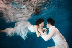 水下拍婚纱照需要的注意事项有哪些?