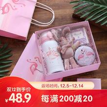 婚礼喜糖礼盒成品含糖小清新生日礼物女结婚回礼伴手礼伴娘小礼物