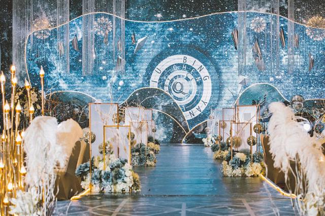 婚禮場景1